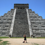 Temple of Kukulkan  – Chichen Itza, Mexico – Daily Photo