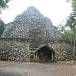 Crossroads Temple – Coba, Mexico – Daily Photo