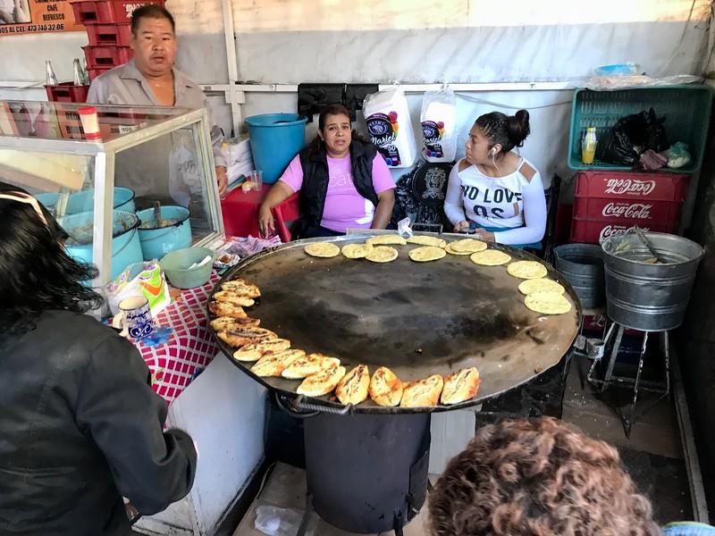 Gorditas - Guanajuato Street Food Tour - Guanajuato, Mexico