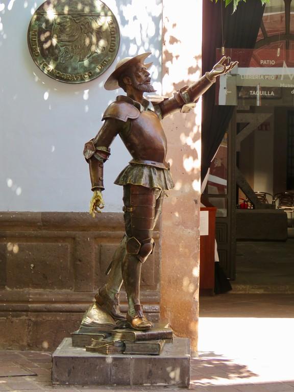 Don Quixote - Guanajuato Street Food Tour - Guanajuato, Mexico