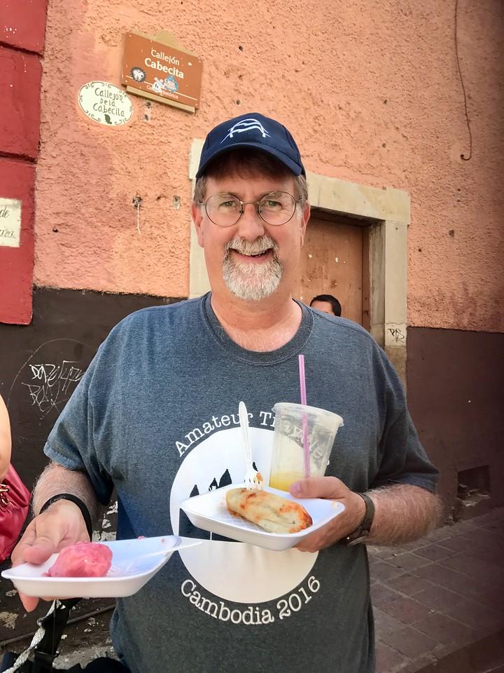 Guanajuato Street Food Tour - Guanajuato, Mexico