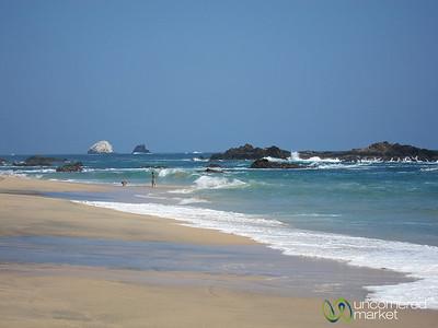 Mazunte Beach - Pacific Coast, Mexico