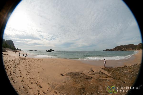 Mazunte Beach on Mexico's Pacific Coast