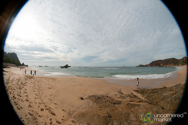 Mazunte Beach on Mexico's Pacific Coast