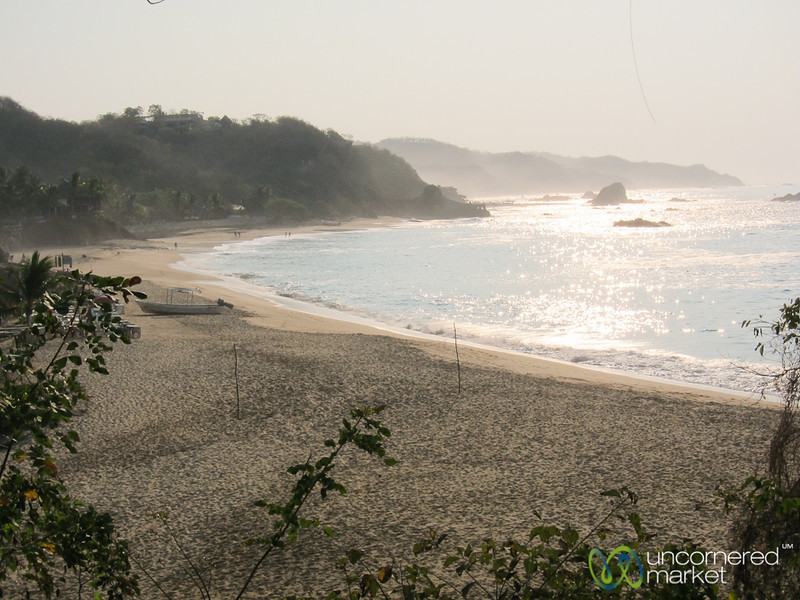 Early Morning at Mazunte - Mexico