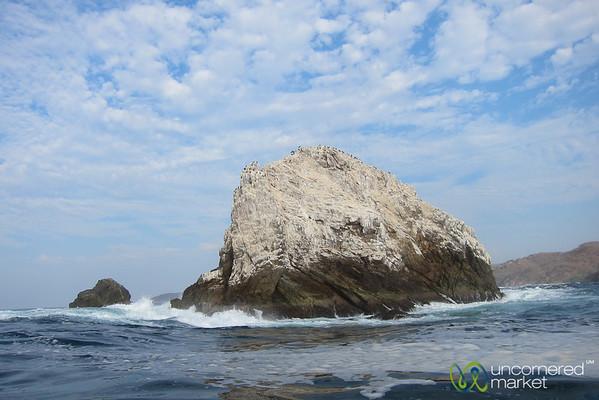 Bird Island - Mazunte, Mexico