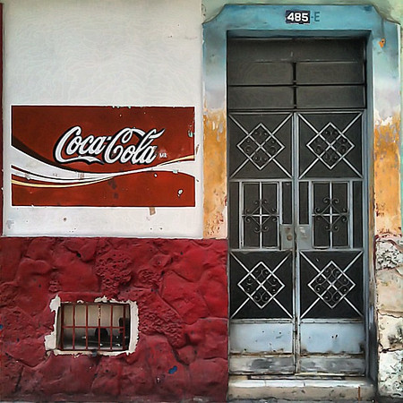 Favorite doorway candidate #2, #Merida #Yucatan #Mexico
