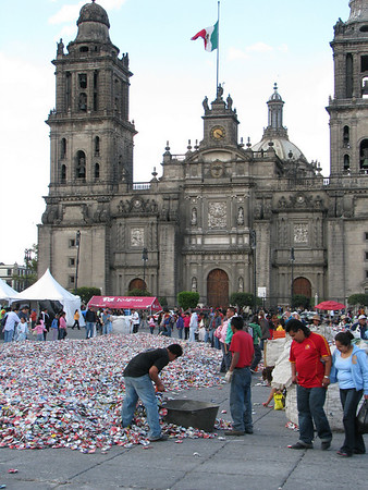 Mexico City Cathedral