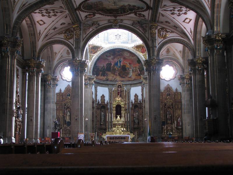 Cortez's church - Coyoacan