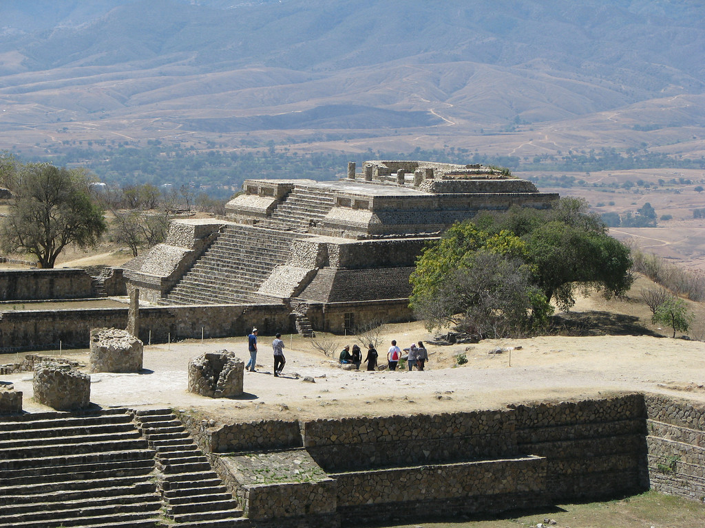 Monte Alban – Oaxaca Mexico – Photo