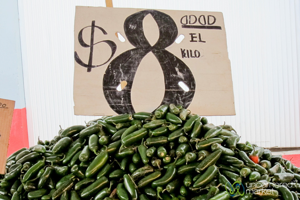 Chili Peppers - Tlacolula, Mexico