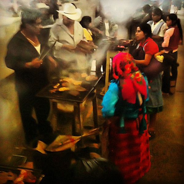 Smokin! Tlacolula BBQ #Oaxaca #mexico