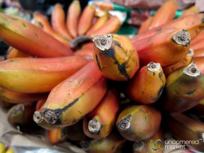 Red Bananas - Etla Market, Oaxaca