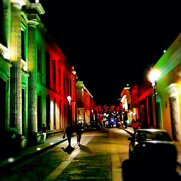 Goodnight #Oaxaca