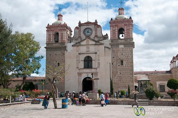 La Asuncion Church - Tlacolula, Mexico