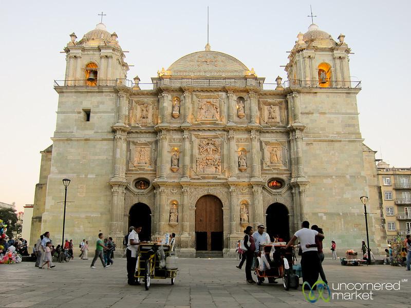 Oaxaca Cathedral - Oaxaca, Mexico