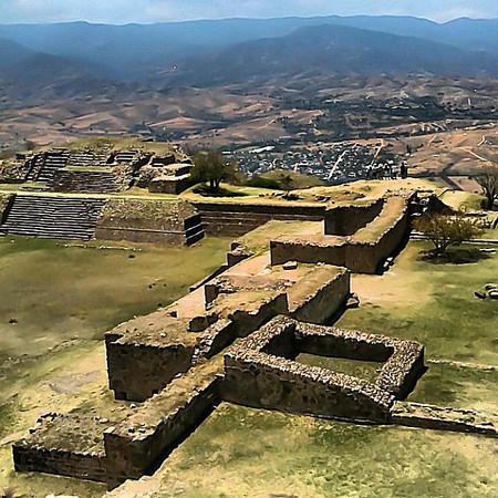 Ruins of Monte Alban #Unesco #Oaxaca #Mexico