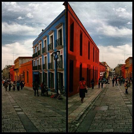 Oaxaca post-quake #Mexico