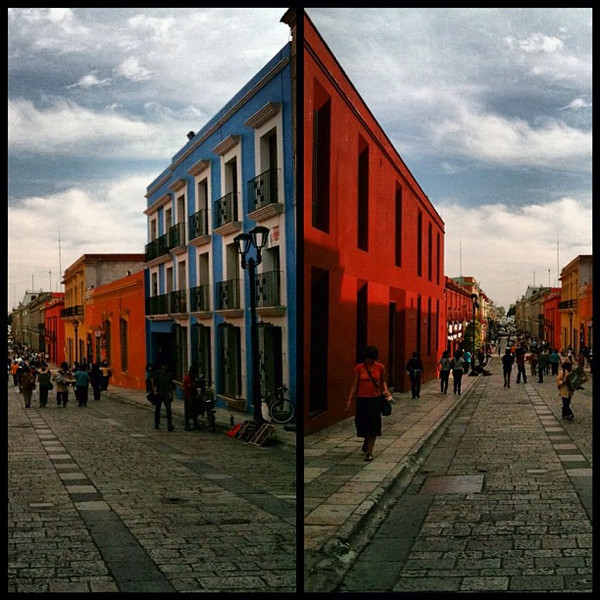 Oaxaca post-quake #Mexico
