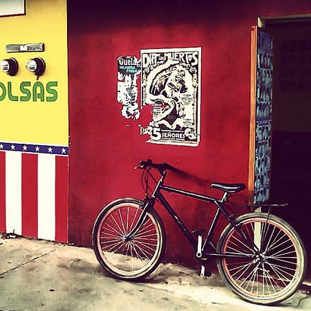Bicycleta Oaxaquena #Oaxaca