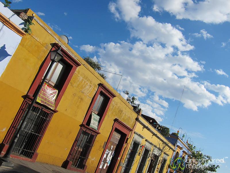 Oaxacan Street Scene - Mexico