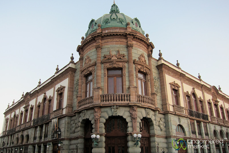 Opera House in Oaxaca, Mexico