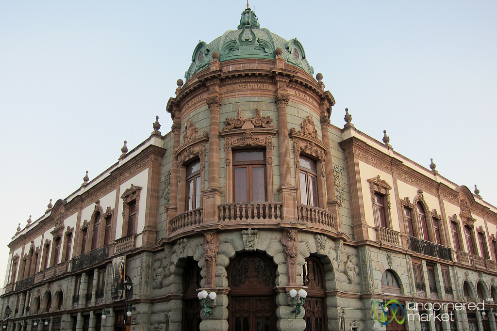 Opera House in Oaxaca, Mexico