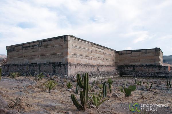 The Zapotec Town of Mitla - Oaxaca, Mexico