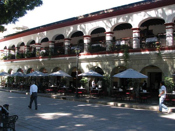 Zocalo - Oaxaca, Mexico