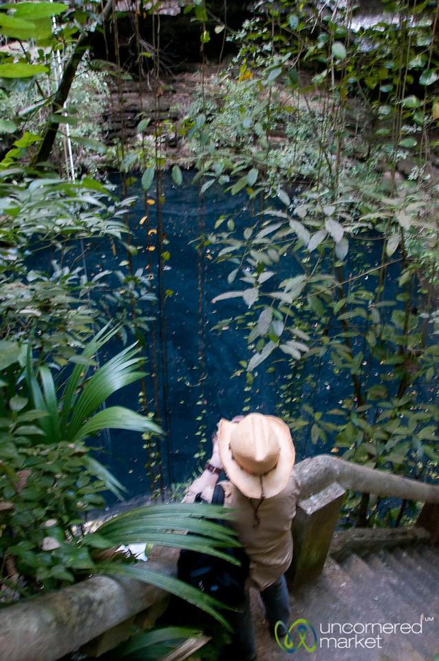 Xochempich Cenote - Yucatan, Mexico
