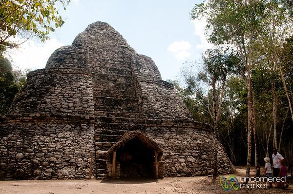 Coba Ruins - Yucatan, Mexico