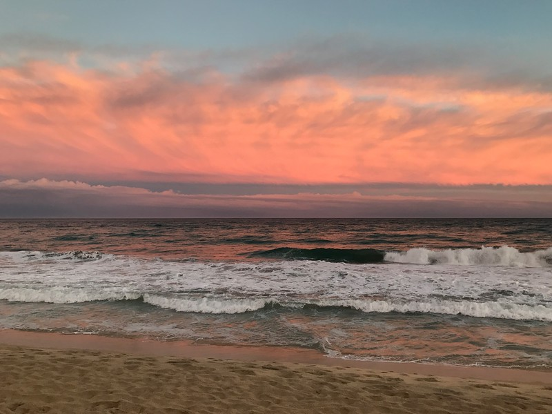 Sunset Cabo