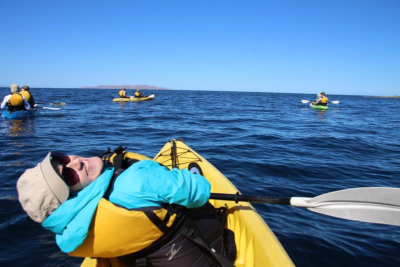 Kayaking - Bahía Agua Verde