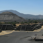 Pyramid of the Sun – Teotihuacan, Mexico – Daily Photo