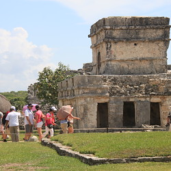 Going Past Cancun to Tulum: a Gateway to a Mysterious but Beautiful Past