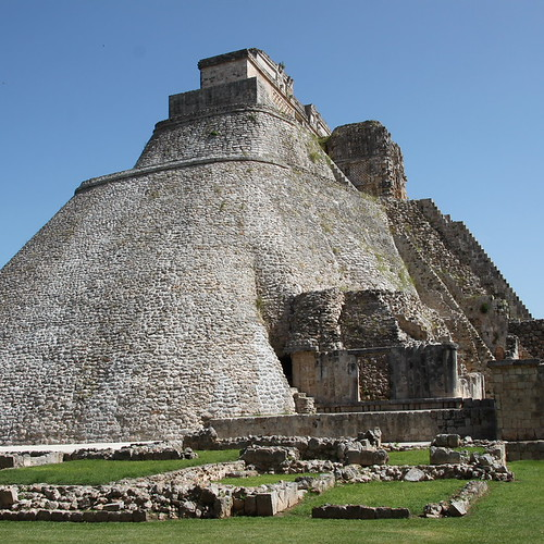 Uxmal and Other Mayan Ruins Near Mérida Mexico – Driving the Ruta Puuc