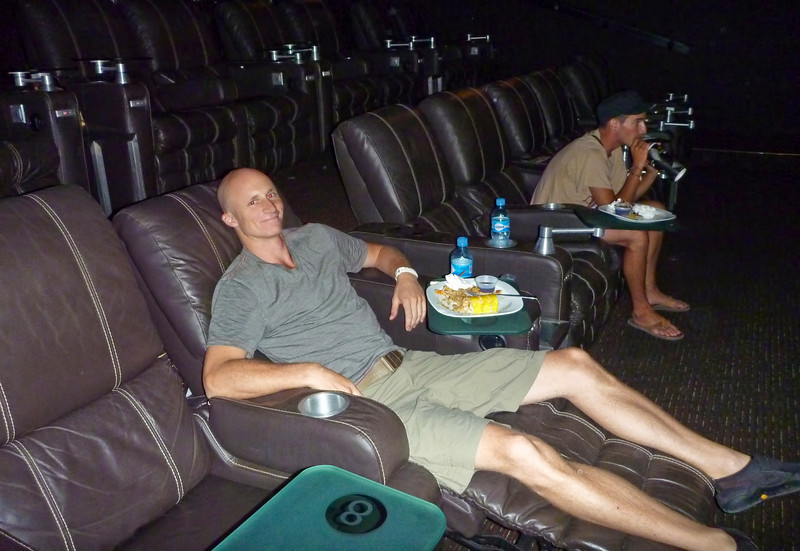 The best movie theater I've ever been in