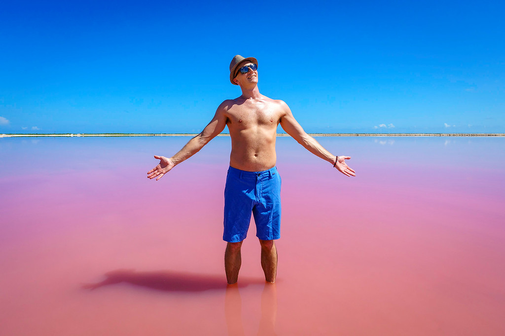 Las Coloradas Water