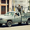 Mexican Military on Patrol