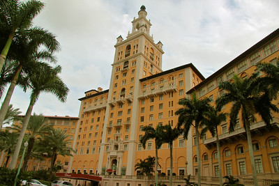 The legendary Biltmore Hotel in Coral Gables has been a favorite of world leaders, celebrities, and sports stars since its opening in the 1920s.