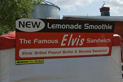 Lemonade smoothie stall at the 2009 Minnesota State Fair
