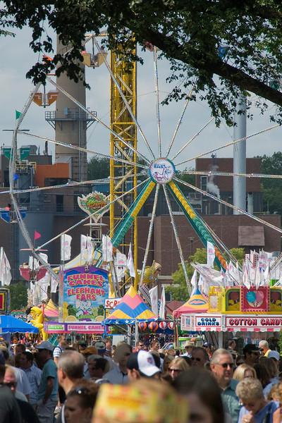 Ferris Wheel at the 2009 Minnesota State Fair