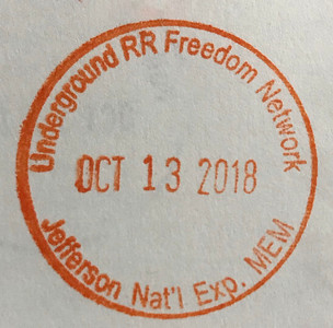 Underground Railroad Stamp