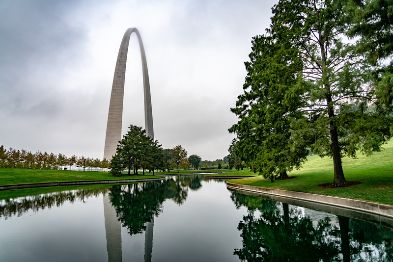 Gateway Arch National Park, St Louis, Missouri