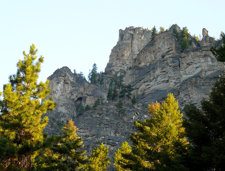 Blodgett Canyon - The Bitterroot Valley's answer to Yosemite