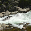 White water in the Stillwater River