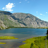 East Rosebud Lake at Alpine, Montana