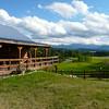 Mystic Rose Cabin in Fishtail, Montana