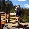 Hiking Mystic Lake Trail