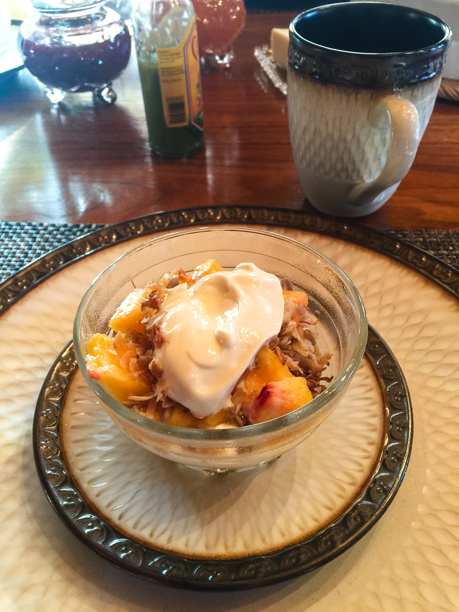 Coyote Bluff Estate serves a gourmet breakfast. Later, go explore Montana's Flathead Valley.